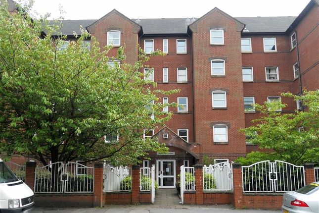 Thumbnail Flat for sale in Hathersage Road, Rusholme, Manchester