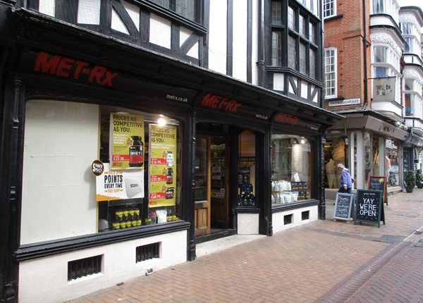 Thumbnail Retail premises to let in 7 Buttermarket, Ipswich
