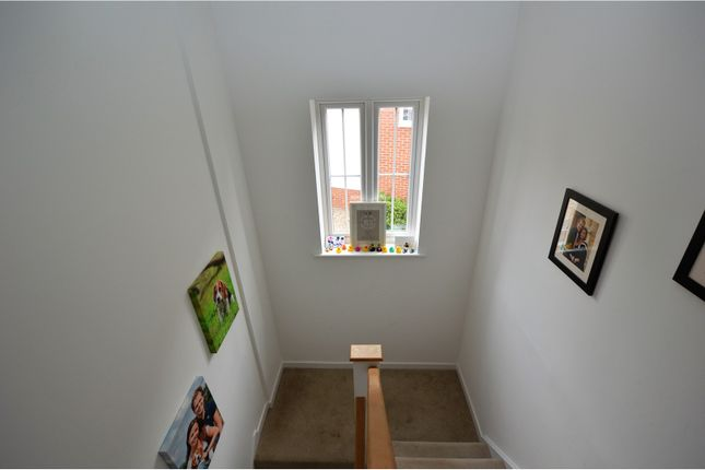 Staircase of Burgattes Road, Dunmow CM6