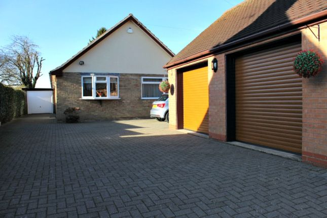 Thumbnail Detached bungalow for sale in Chapel Street, Harbury