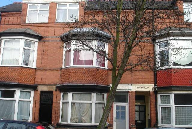 Thumbnail Property to rent in Harrow Road, West End, Leicester