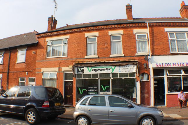 Thumbnail Terraced house for sale in Moat Road, Leicester
