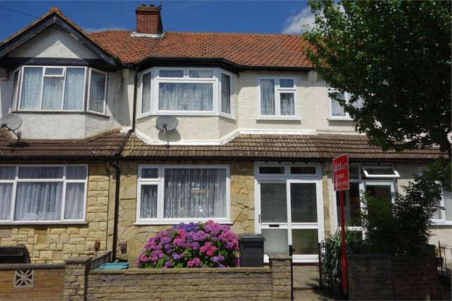 Thumbnail Terraced house to rent in Malden Avenue, London