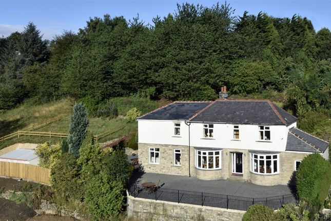 Thumbnail Detached house for sale in Woodhead Road, Holmfirth