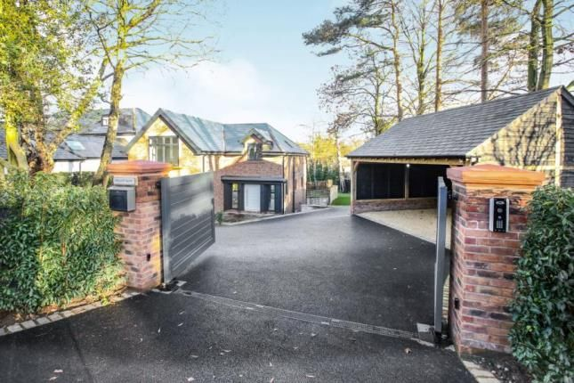 Thumbnail Detached house for sale in Willowbank, Willowmead Drive, Prestbury