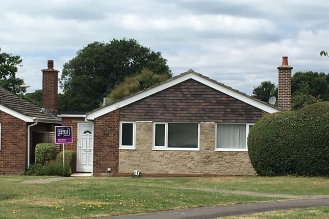 Thumbnail Detached bungalow for sale in The Parkway, Gosport