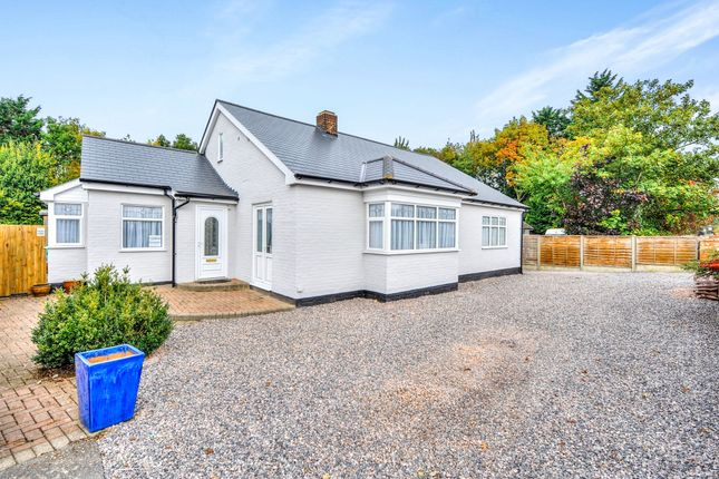 Thumbnail Detached bungalow for sale in Ampthill Road, Houghton Conquest, Bedford