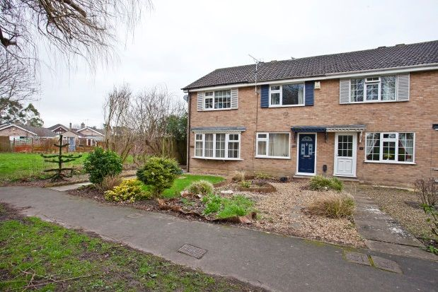 Thumbnail End terrace house to rent in Sandy Gap, York