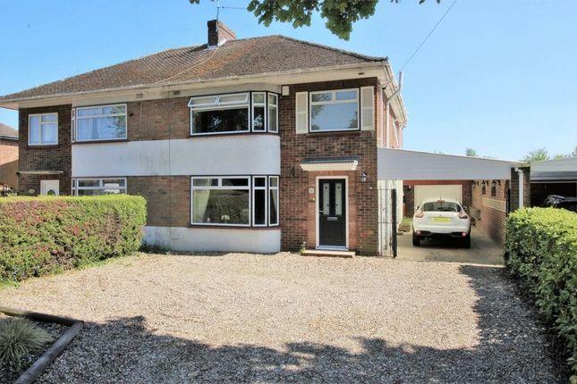 Thumbnail Semi-detached house for sale in Middletons Lane, Hellesdon, Norwich