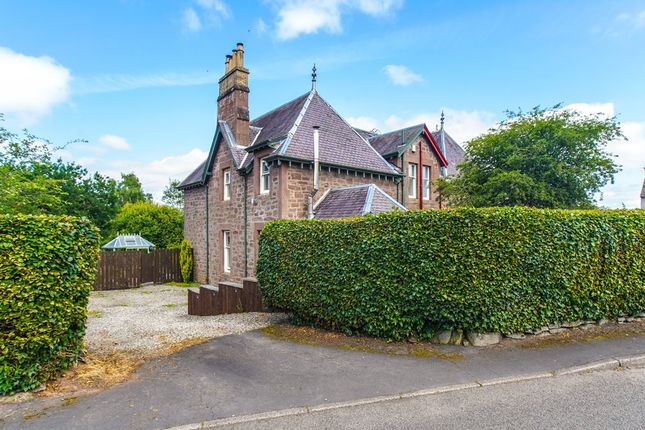 Thumbnail Semi-detached house for sale in Queensferry Road, Muthill