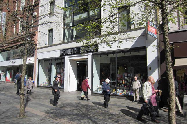 Thumbnail Retail premises to let in Sauchiehall Street, Glasgow