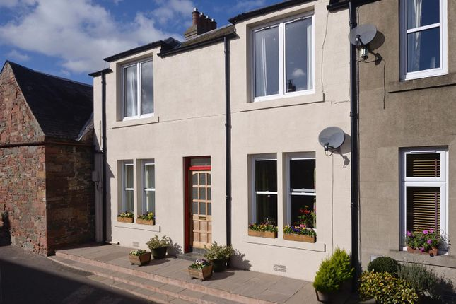 Thumbnail Semi-detached house for sale in Stanley Place, Tweedside Road, Newtown St. Boswells, Melrose