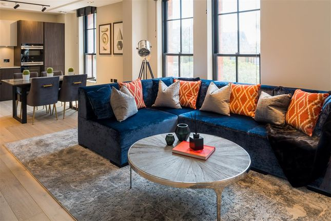 Thumbnail Flat for sale in Cabul Road, London