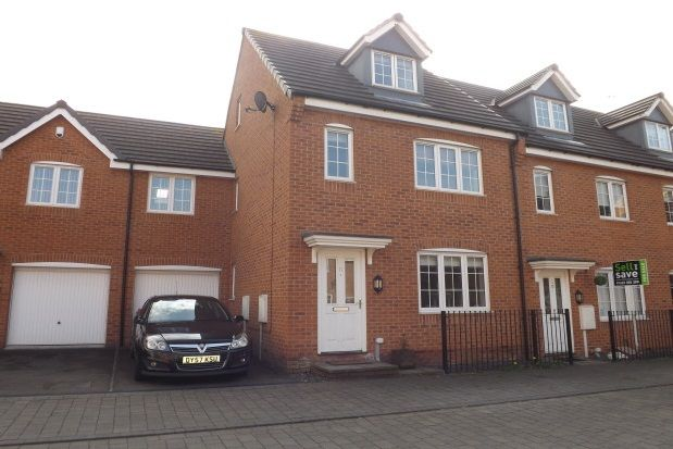 Thumbnail Property to rent in Oaktree Close, Sutton In Ashfield