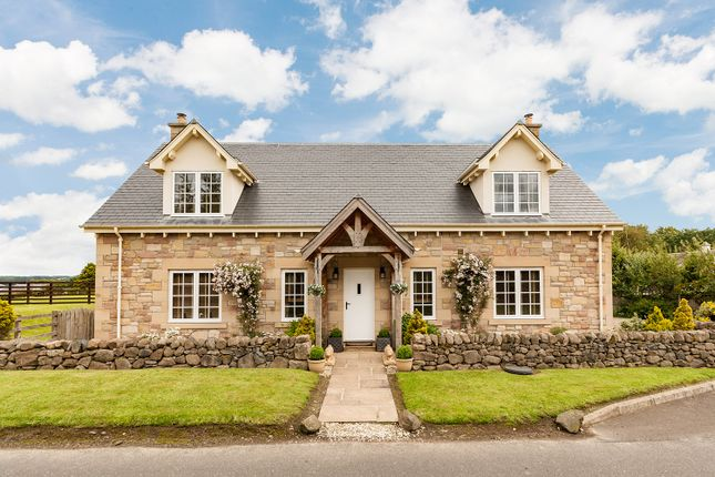 Thumbnail Cottage for sale in The Old Orchard, Lanton, Jedburgh, Roxburghshire