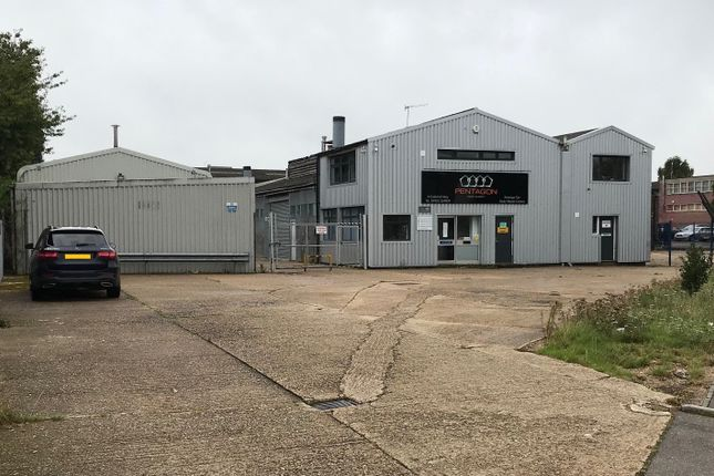 Thumbnail Industrial for sale in Colonial Way, Watford
