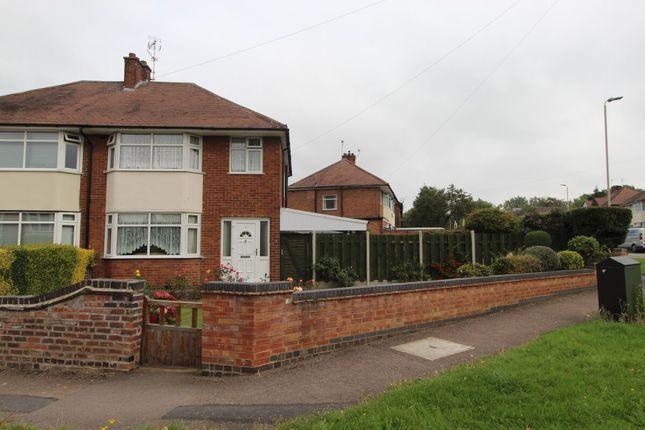 Stuart Road, Glen Parva, Leicester LE2
