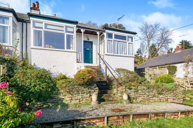 Thumbnail Bungalow for sale in Cawsand, Torpoint, Cornwall