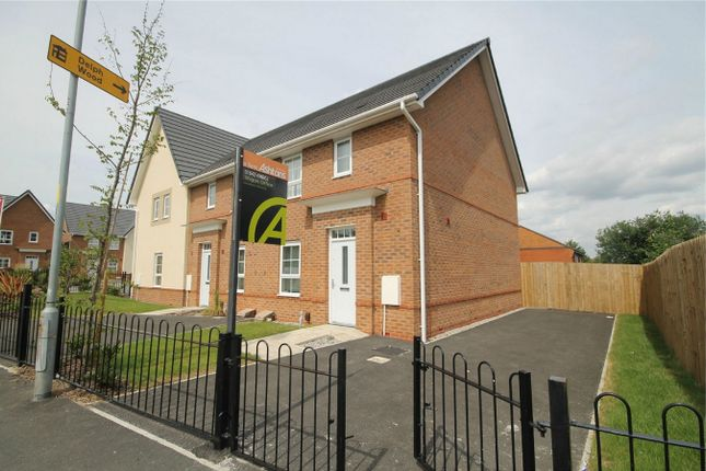 Thumbnail Semi-detached house to rent in Ridgewood Drive, Sutton, St Helens