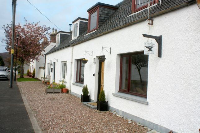 Thumbnail Terraced house for sale in The Old Blacksmith'S Cottage, 10 Pulteney Street, Ullapool