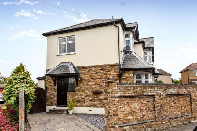 Thumbnail Terraced house to rent in Dulverton Road, Ruislip Manor, Middlesex