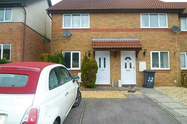 Thumbnail Terraced house to rent in Brynonnen Court, Henllys, Cwmbran