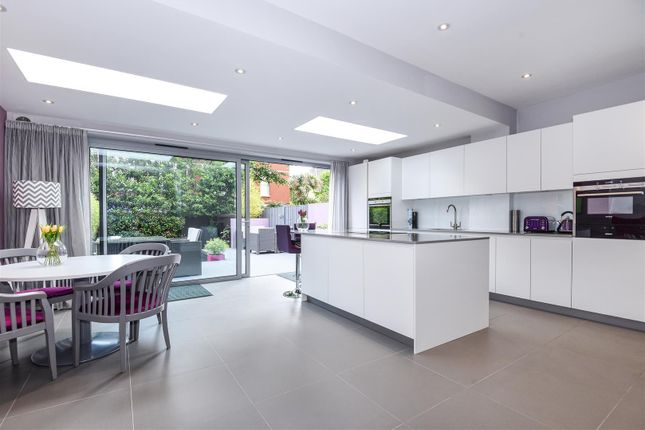Thumbnail Terraced house for sale in Cresswell Road, Twickenham