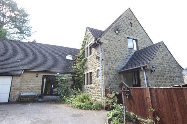 Thumbnail Detached house for sale in Curbar Lane, Curbar