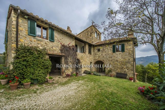 5 bed farmhouse for sale in Greve In Chianti, Tuscany, Italy