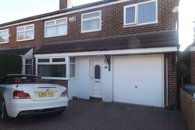 Thumbnail Semi-detached house for sale in 37 Vicarage Road, Ashton-Under-Lyne