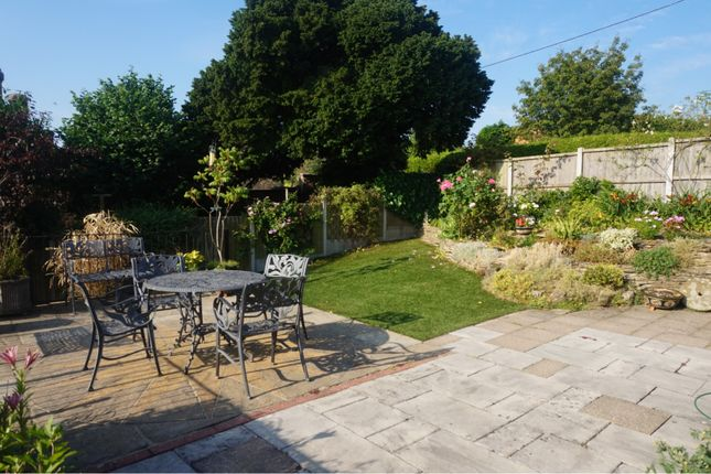 Patio of Malthouse Close, Trefonen, Oswestry SY10