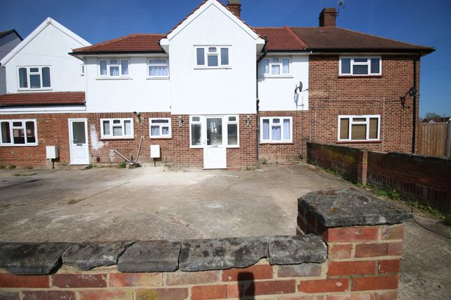 Thumbnail Semi-detached house to rent in Imperial Road, Feltham, Greater London