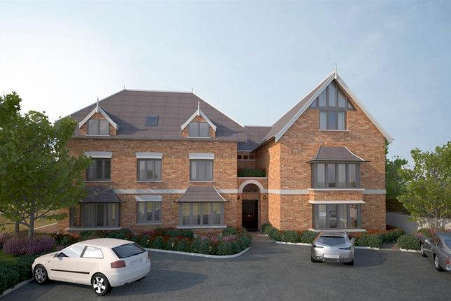 Thumbnail Flat for sale in Foxley Lane, Purley, Surrey