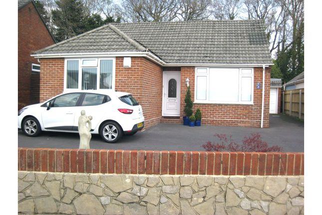 Thumbnail Bungalow for sale in Allens Road, Poole