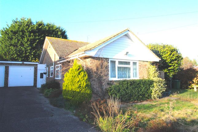Thumbnail Detached bungalow for sale in Lower Waites Lane, Fairlight, Hastings