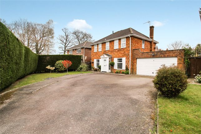 Thumbnail Detached house for sale in Hophurst Close, Crawley Down, Crawley