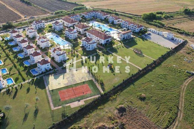 Spacious Detached Belek Golf Villa - Complex And Tennis Courts