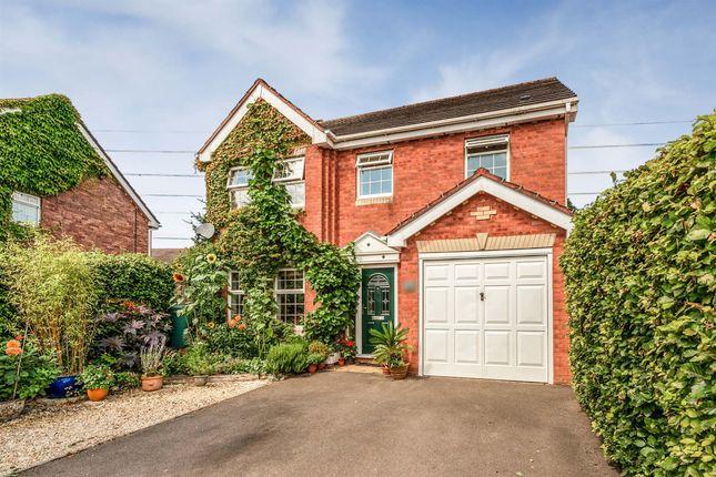 Thumbnail Detached house for sale in Celandine Way, Chippenham