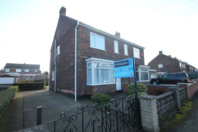 Thumbnail Semi-detached house to rent in Neville Road, Scunthorpe, North Lincolnshire