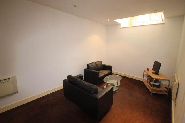 Lounge of 1 Hick Street, Burnett Street, Little Germany, Bradford BD1