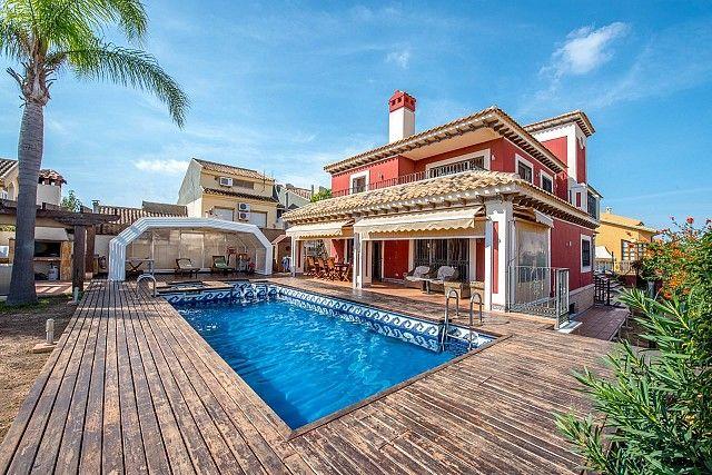 Villa for sale in San Javier, Murcia, Spain