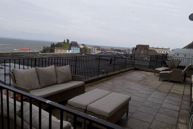 Thumbnail Flat for sale in High Street, Tenby