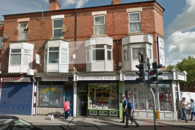 Thumbnail Flat to rent in Radford Road, Nottingham