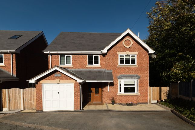 Thumbnail Detached house for sale in High Street, Dyserth, Rhyl