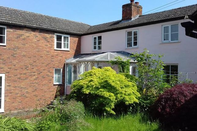 Thumbnail Detached house for sale in Pyes Nest Cottage, Parkway, Ledbury, Herefordshire
