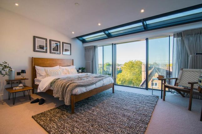 Thumbnail Flat for sale in Petersham Road, Richmond