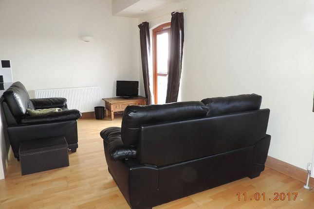 Thumbnail Flat to rent in 23 Agamemnon House, Nelson Quay, Milford Haven
