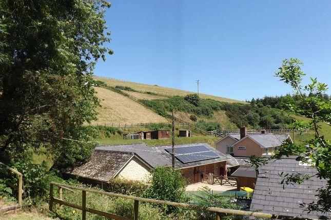 View From Garden of Muddiford, Barnstaple, Devon EX31