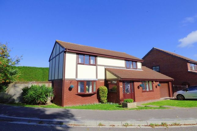 Thumbnail Detached house for sale in Westwood Close, Worle, Weston-Super-Mare