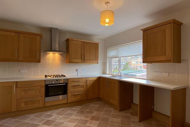 Thumbnail Flat to rent in Wimmerfield Drive, Killay, Swansea